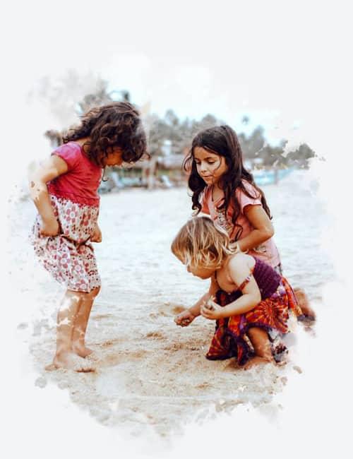 Sri Lanka with toddler holiday