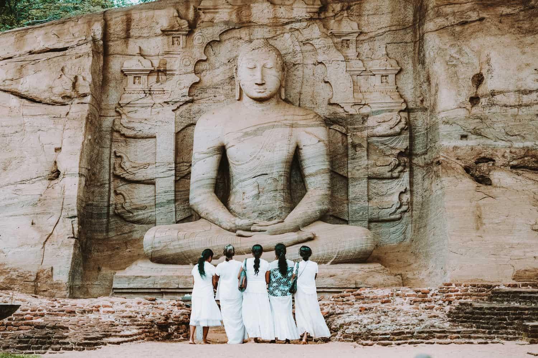 Gal Viharaya temple