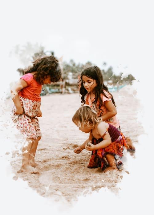 Sri Lanka toddler holiday